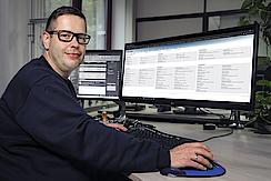 Mike Schneider, bei imes-icore verantwortlich für Service Technology.